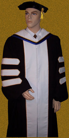 Academic Hoods Such As Doctoral Hood By University Caps